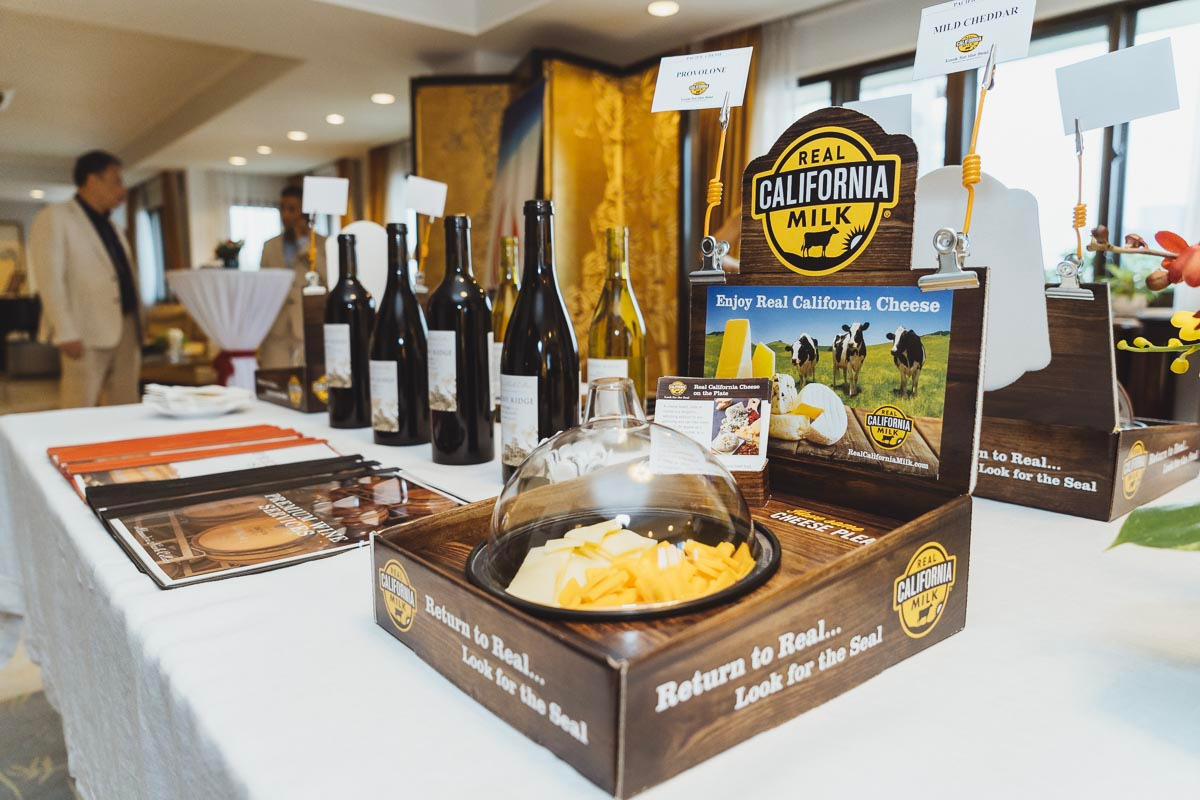 U.S. Food Products Reception | eightyfour Pictures